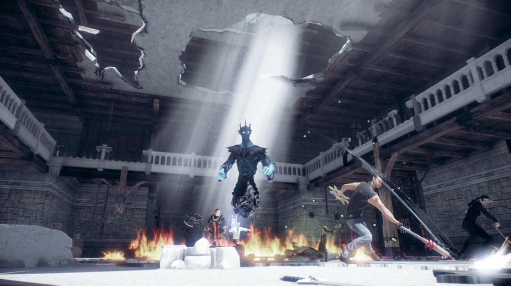 Photo of Shadow Realms' Alpha Delayed
