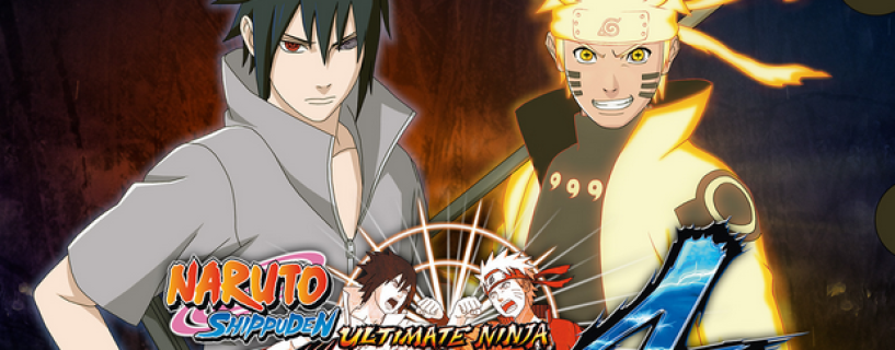 رسميا Naruto Shippuden Ultimate Ninja Storm 4 قادمة لأجهزة الجيل الجديد والحاسب الشخصي