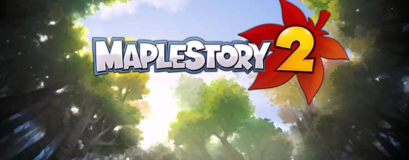 MapleStory 2 New Cinematic Trailer