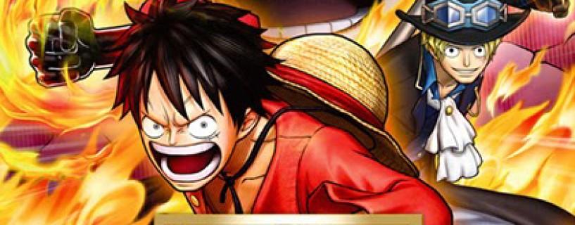 الإعلان رسميا عن لعبة One Piece Pirate Warriors 3