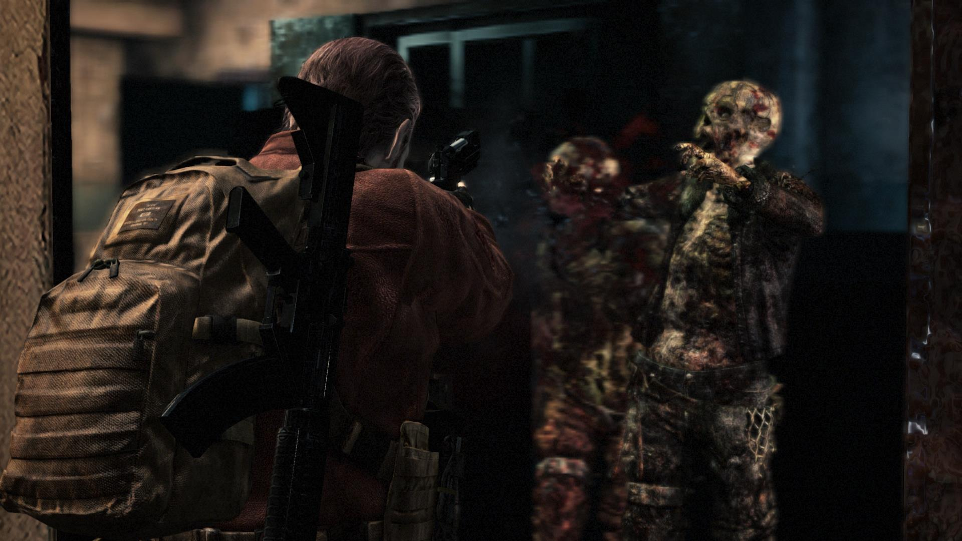 Photo of Barry Burton returns for the first time as a playable character in Revelations 2