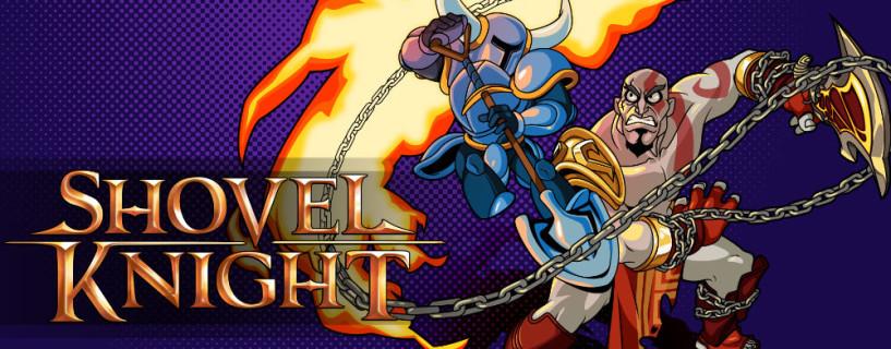 Kratos سيظهر في لعبة Shovel Knight حين قدومها لمنصات البلايستيشن العام القادم