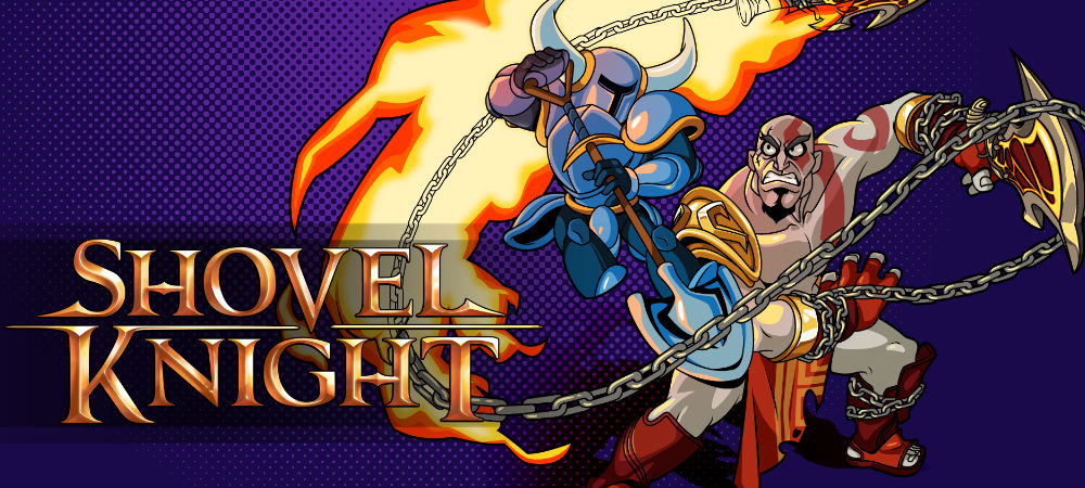 Photo of Kratos is appearing in Shovel Knight when it's released for Playstation consoles next year