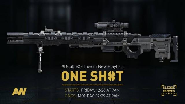 Photo of نمط خاص بالقنّاصة يضاف للعبة Call of Duty Advanced Warfare