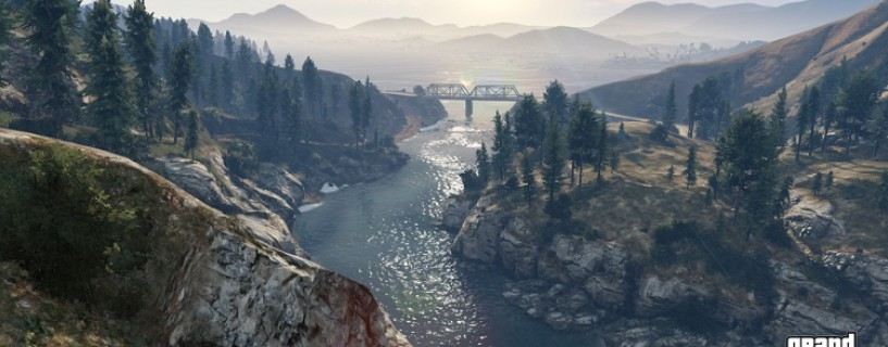 Astonishing video for GTA V shows its world on the span of 7 days