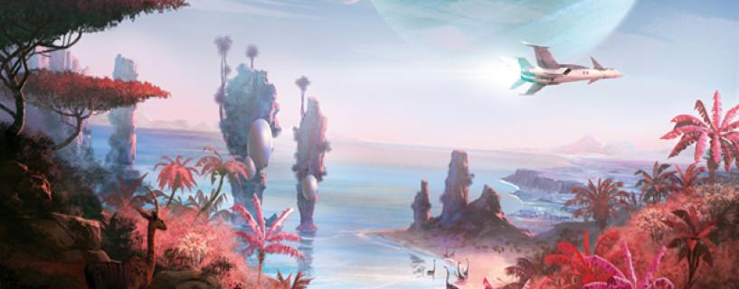 صور لمحرك تصميم الكائنات الحية في لعبة No Man's Sky