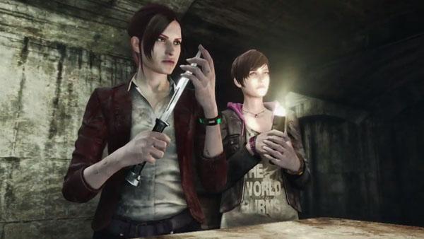 Photo of شاهد المقطع الإفتتاحي للعبة Resident Evil: Revelations 2