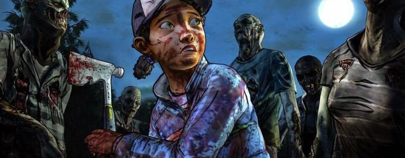 الموسم الثالث من لعبة The Walking Dead لن يرى النور قبل سنة 2016