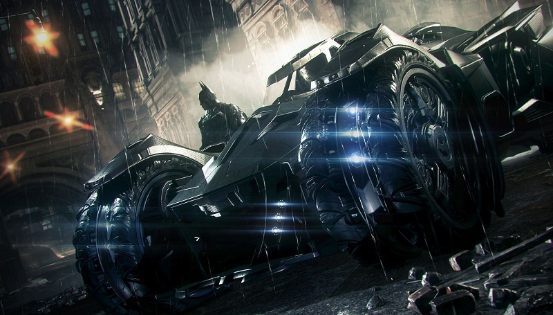 "Photo of Second part of Batman: Arkham Knight's ""Ace Chemicals Infiltration"" gameplay released"