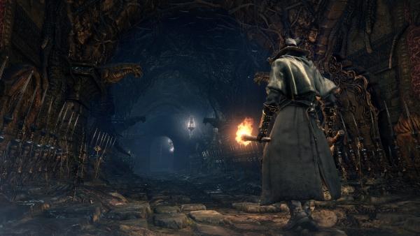 Photo of شاهد سرداب Chalice Dungeon عشوائي التكوين للعبة Bloodborne
