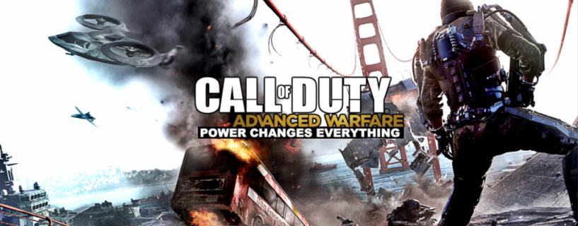 أول حزمة تخصيص للعبة Call of Duty Advanced Warfare