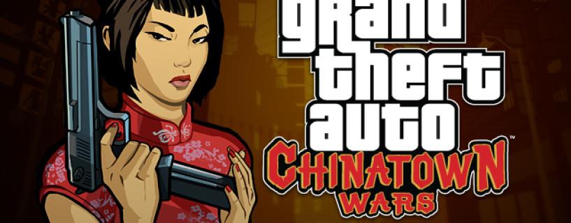 GTA: Chinatown Wars متوفرة الآن على أجهزة الآندرويد الذكية