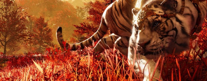 Far Cry 4: Unprecedented Realism and lively world thanx to NVIDIA HairWorks