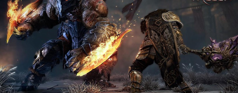 Lords of The Fallen 2 is being developed