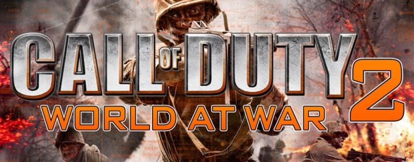 أستوديو Treyarch يشوّق لجزء Call of Duty World At War 2 ؟