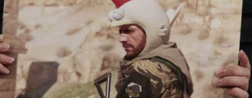 """""""Chicken Hat"""" Announced for Metal Gear Solid V: The Phantom Pain"""