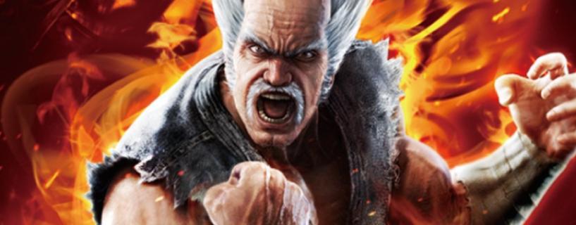 وجود إمكانية إختيار جهة القتال في لعبة Tekken 7