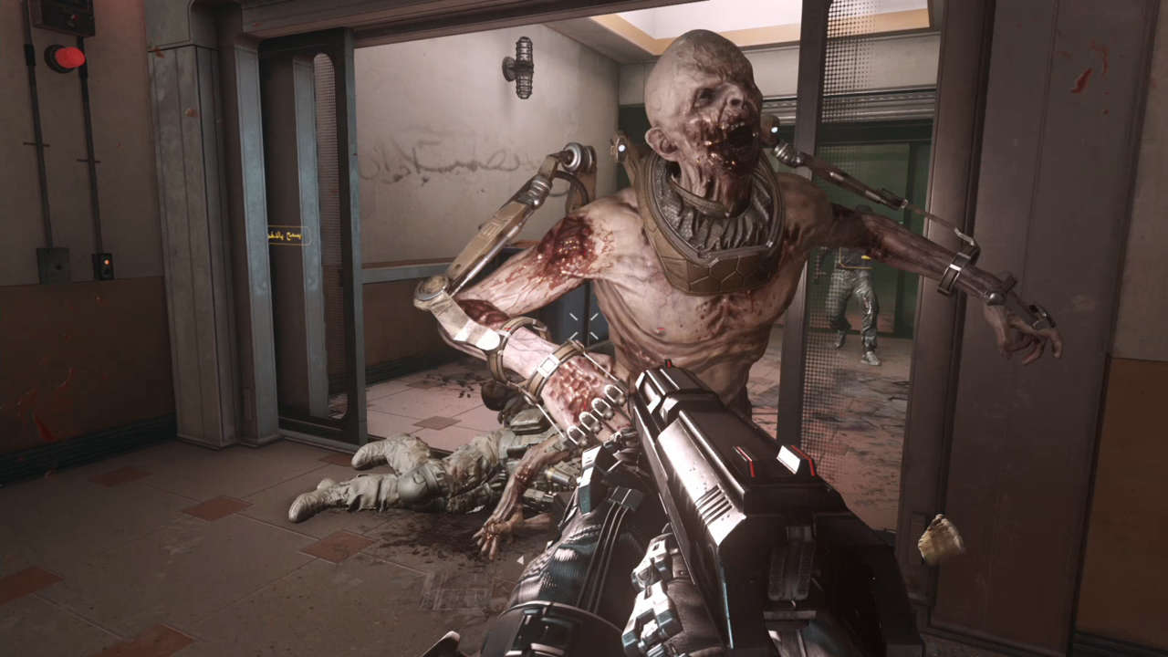 Photo of Meet the Exo Zombies in this new CoD: Advanced Warfare trailer