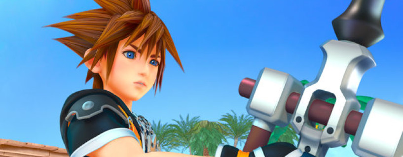 Kingdom Hearts 3 might be releasing this year