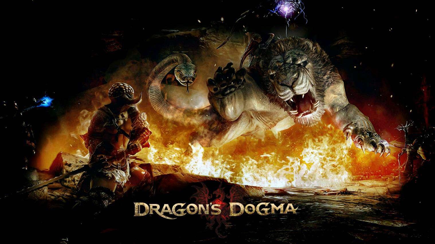 "Photo of حجز علامة تجارية باسم ""Dragon's Dogma Online"""