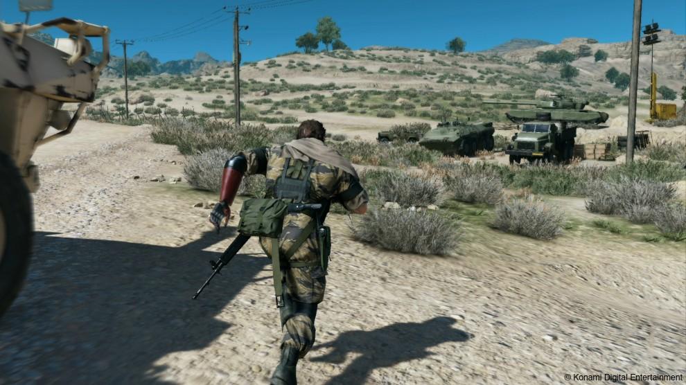 Photo of موعد إصدار Metal Gear Solid 5: The Phantom Pain سيُكشف قريباً