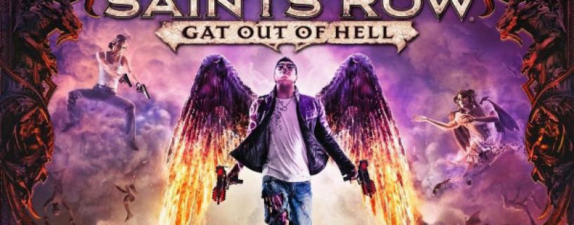 تقاييم Saints Row: Gat out of Hell قد صدرت