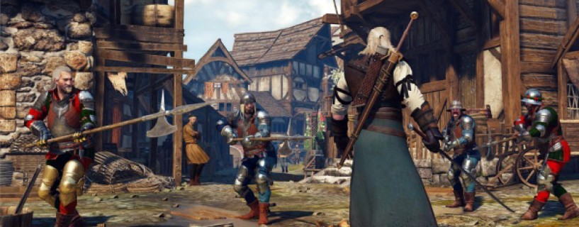 15 Minutes of Gameplay revealed for The Witcher 3: Wild Hunt at 1080p