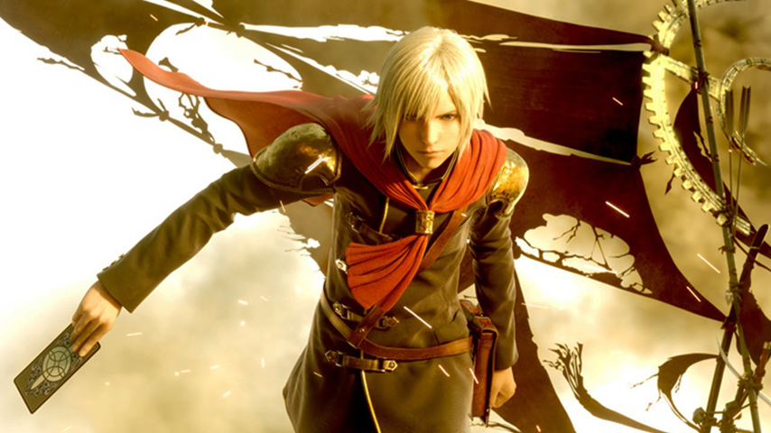 Photo of Watch how Final Fantasy Type-0 HD compares to the original PSP release