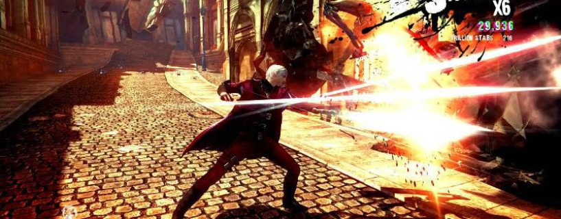 Definitive Edition of DmC gets a new, earlier release date