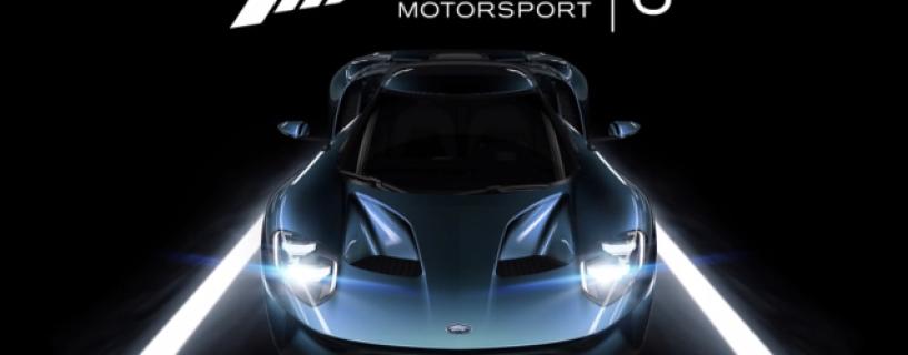 الإعلان عن Forza Motorsport 6 رسميا