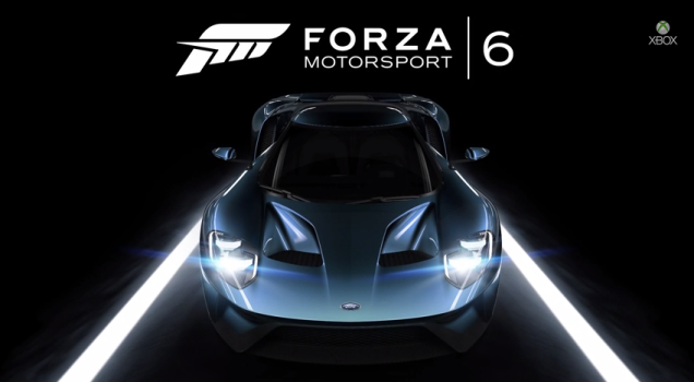 Photo of Forza Motorsport 6 officially announced