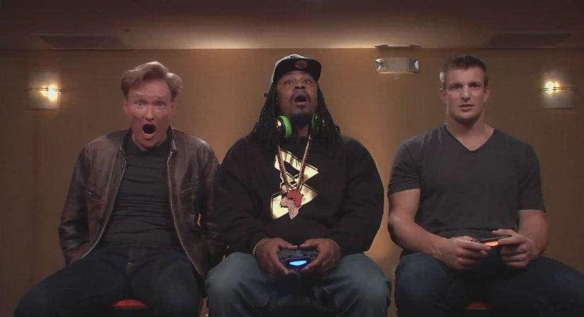 Photo of شاهد ضيوف Conan O'Brien يقومون بلعب Mortal Kombat X
