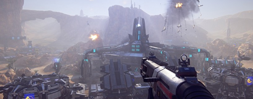 Planetside 2 gains Guinness  World Record in largest FPS battle ever