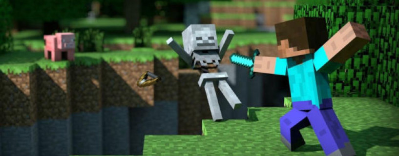 Minecraft beats Dota 2 in the most number of online players