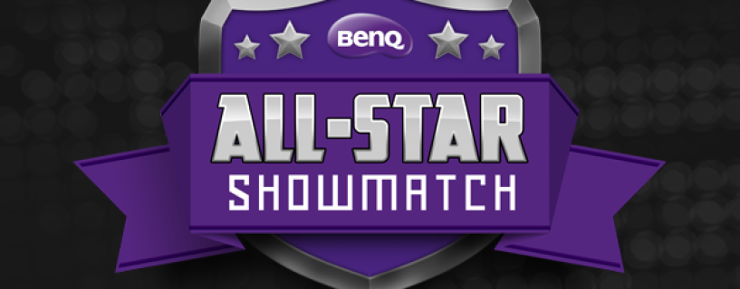 BENQ MIDDLE EAST ALL-STAR SHOWMATCH FEB 13TH