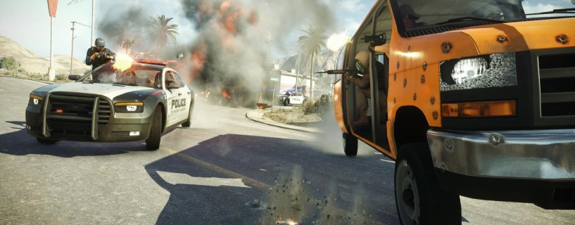 إنطباعاتنا عن Battlefield Hardline Beta