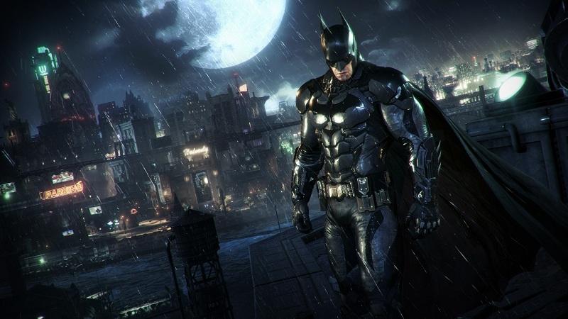 Photo of عرض رائع جديد لقصة Batman: Arkham Knight