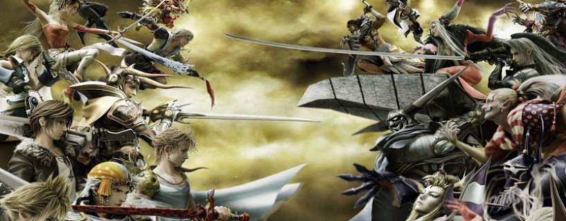 New Dissidia Final Fantasy game coming to Japanese Arcades
