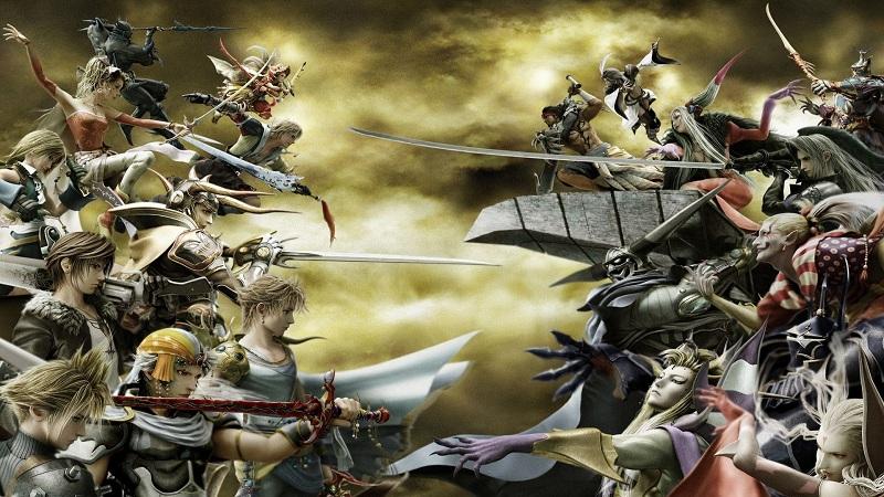 Photo of لعبة Dissidia Final Fantasy جديدة قادمة لمنصات الآركيد في اليابان