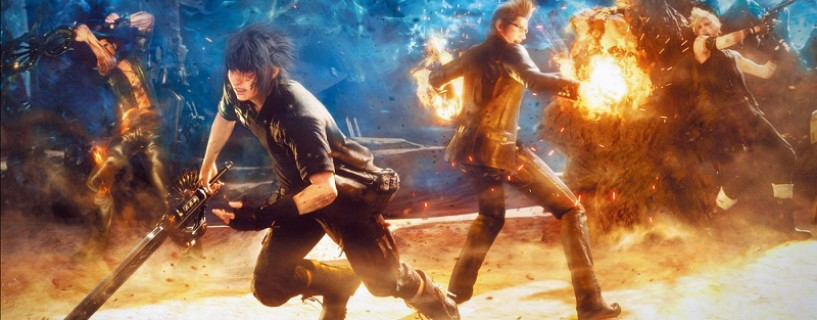 Take a look at Final Fantasy XV Demo's full map through this stream