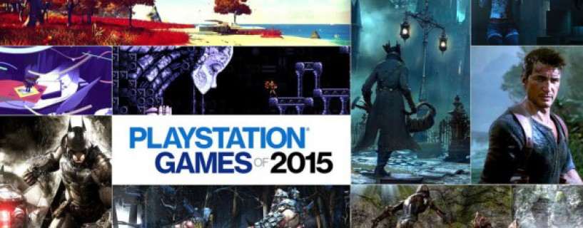 Sony releases a list of Playstation games for this year