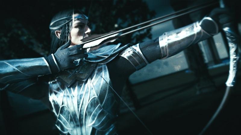 Photo of المحتوى الإضافي للعبة Shadow of Mordor بعنوان The Bright Lord يحصل على عرض تشويقي
