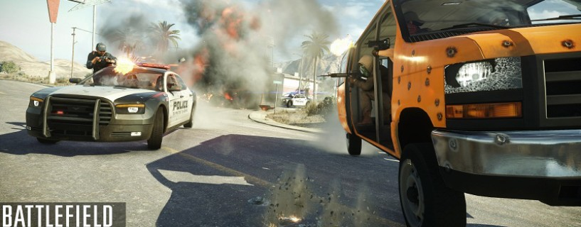Battlefield Hardline ستكون مستقرة منذ الإطلاق ودون مشاكل على الحاسب الشخصي