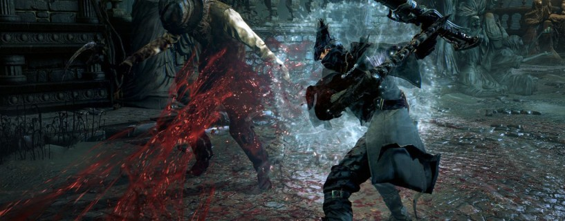 You will be able to use shields in Bloodborne but they won't help you survive