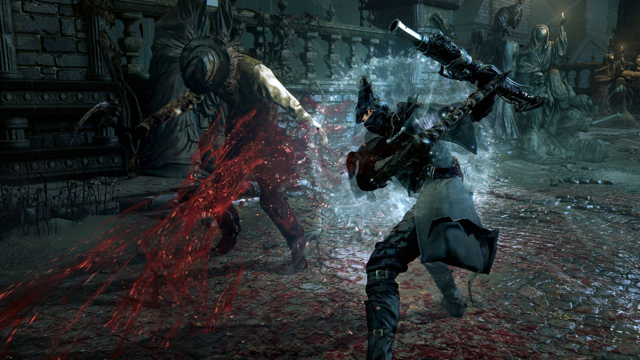 Photo of You will be able to use shields in Bloodborne but they won't help you survive