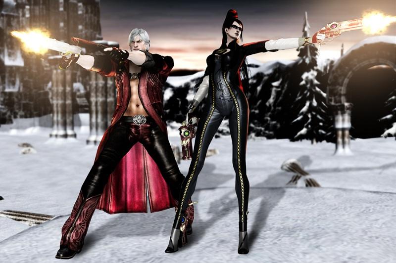 """Photo of لعبة تجمع بين Bayonetta و Devil May Cry ستكون """"رائعة"""" حسب منتج في Capcom"""