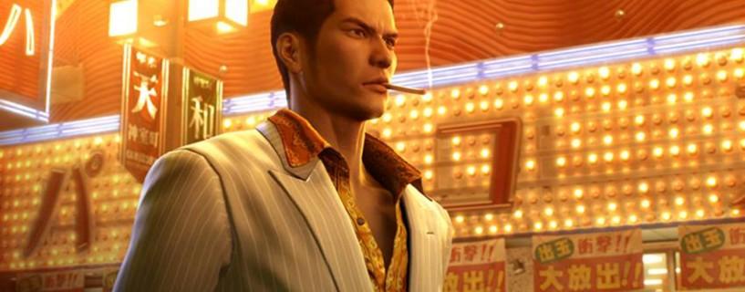 Watch Yakuza Zero demo running at 1080p/60FPS on PS4