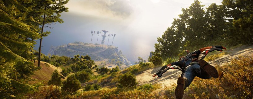 Just Cause 3 first trailer is finally here