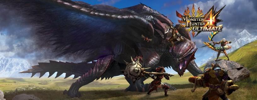 ها هي تقاييم ومراجعات Monster Hunter 4 Ultimate للـ 3DS