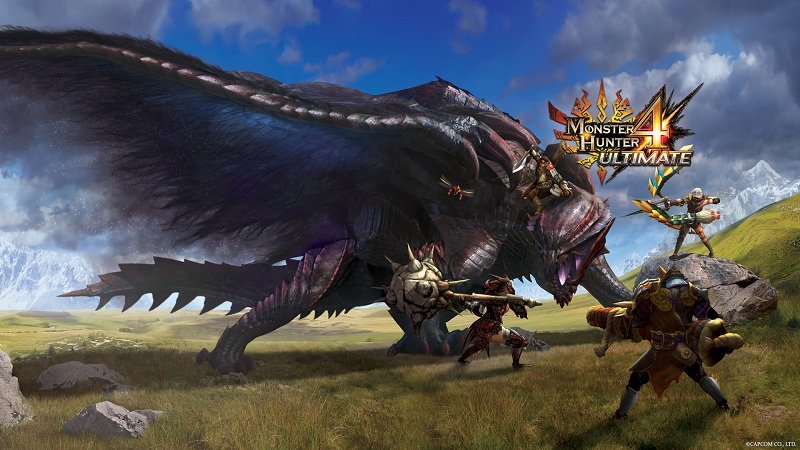 Photo of ها هي تقاييم ومراجعات Monster Hunter 4 Ultimate للـ 3DS